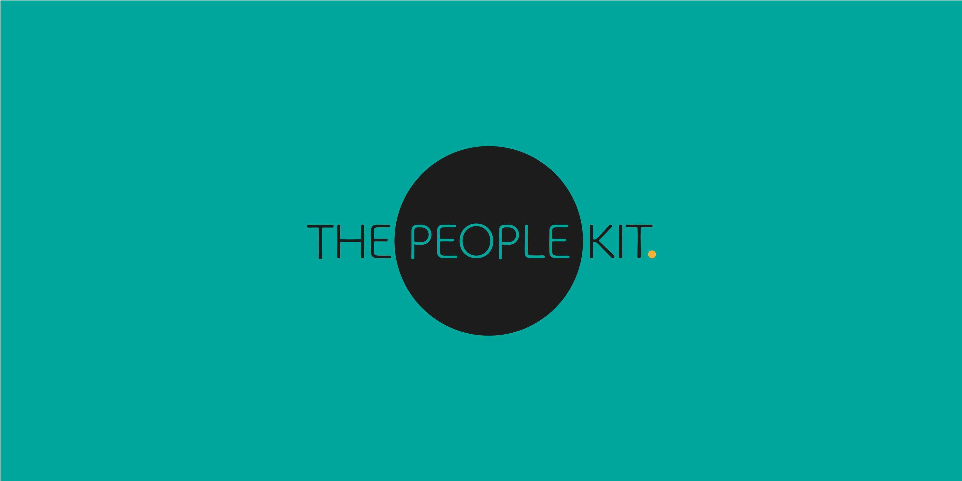 The People Kit logo