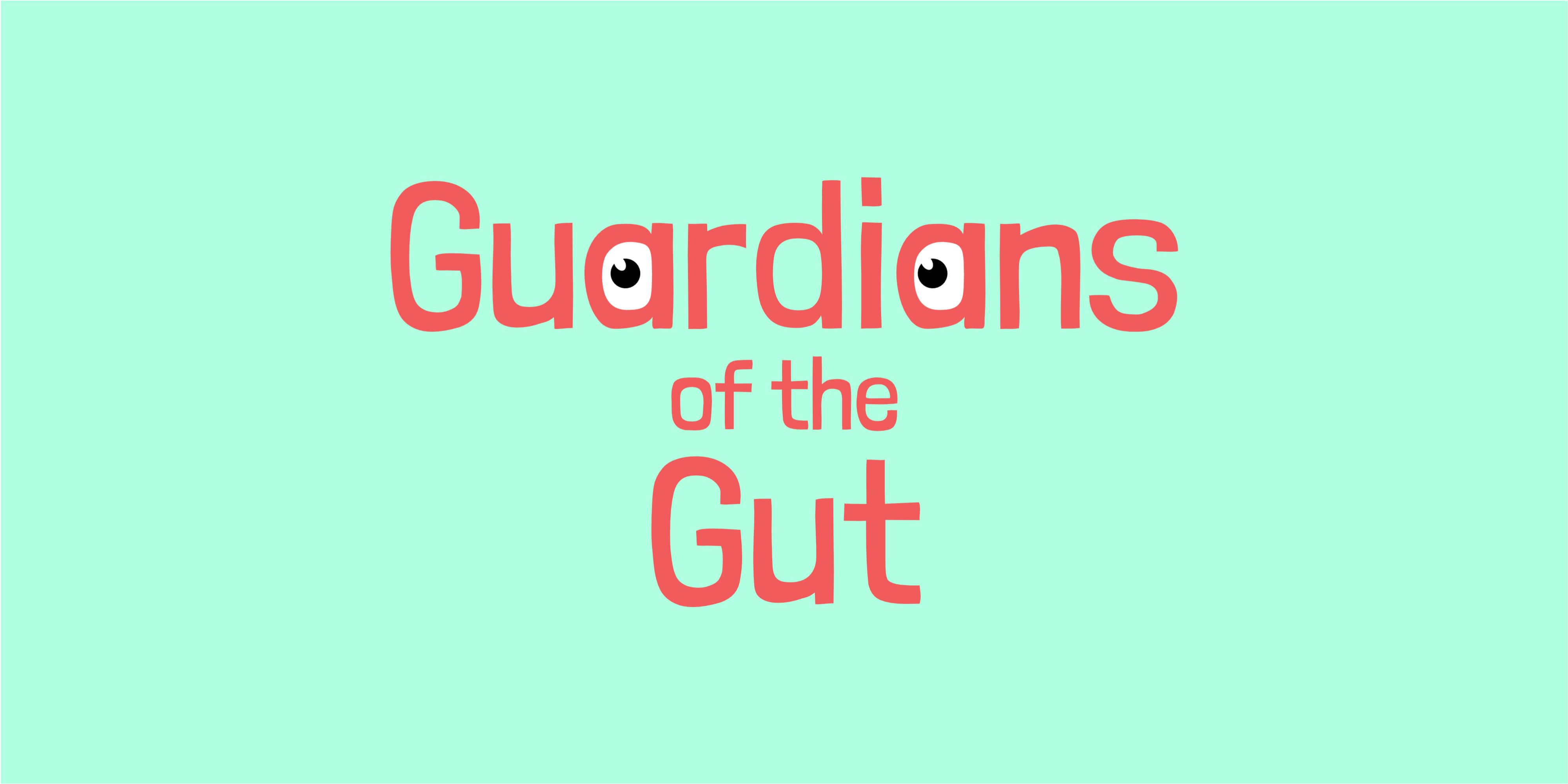 Guardians of the Gut Logo